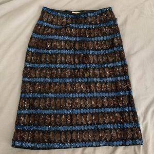 Statement MARNI sequin skirt size 40